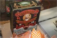 Jack Daniel's Collector Tin