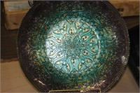 """13"""" Decorative Bowl with Stand"""