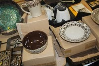 Lot of American Atelier Dishes