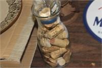 Bottle of Corks