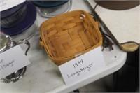 1994 Longaberger Basket