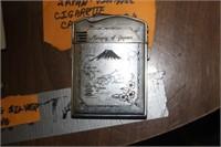 Japan Cigaretter Case and Lighter