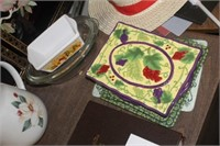 Trivets and Dishes