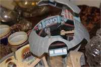 Star Wars Death Star with Figures