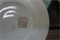 Homer Laughlin Nautilus Dishes