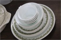 Lot of Corelle Dishes