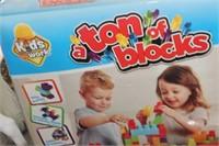 Ton of Blocks Set