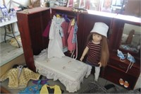 Collector Doll with Case & Access