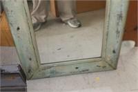 Framed Mirror,29x35
