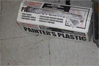 Box of Plastic Sheeting