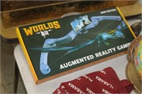 Worlds AR Augmented Reality Game