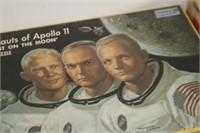 Vintage Apollo 11 Jigsaw Puzzle