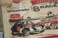 Vintage Gilbert Auto-Rama Race Set
