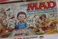 Vintage Mad Magazine Game