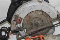 Skil Saw & Electric Drill