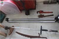 Set of Truck Bed Rails