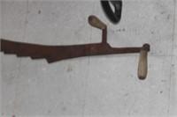 Vintage Hay Knife