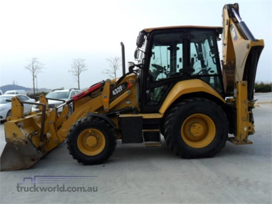 2016 Caterpillar 432F2 - Heavy Machinery for Sale