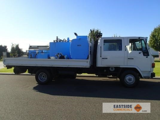 1990 Isuzu FSR 500 Dual Cab Eastside Commercials - Trucks for Sale