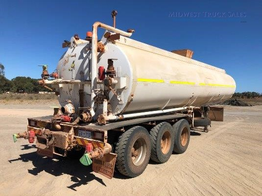 1983 Custom Water Tanker Midwest Truck Sales - Trailers for Sale