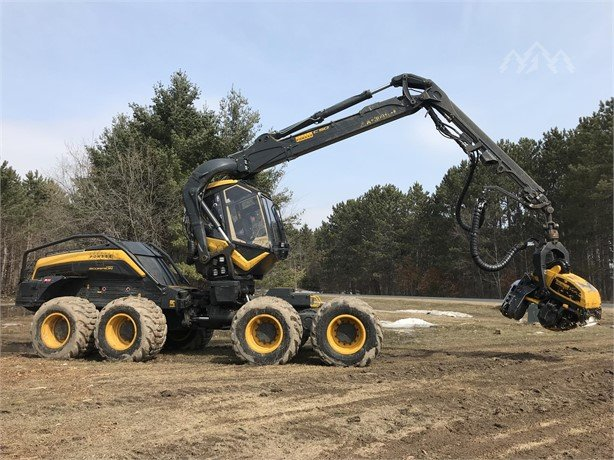 PONSSE Forestry Equipment For Sale - 44 Listings
