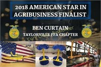 Taylorville High School FFA Onlie Only Auction