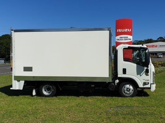 2019 Isuzu NNR 45 150 VanPack Trucks for Sale