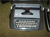 2 SMITH CORONA TYPEWRITERS IN CASES,