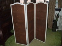 """ROOM DIVIDER / CHANGING SCREEN 68"""" TALL 20"""" PANELS"""