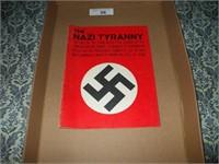 1961 NAZI TYRANNY MAGAZINE
