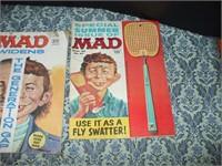 6 MAD MAGAZINES
