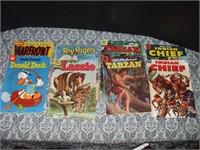 8 COMIC BOOKS