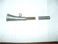 THE ACME HARKING REED HORN DOG WHISTLE,