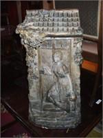 GARDEN STATUARY FOUNTAIN OR LAMP,