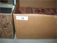 3 BOXES OF OLDER AND NEWER BOOKS: NEW YORK