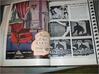 2 BOUND LIFE MAGAZINES FROM 1930'S,