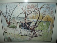 WATER COLOR BY ELINOR EMMICK,