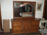 2 PIECE CUSTOM MAKER BEDROOM SET
