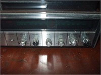 STEREO PANASONIC, TURN TABLE, 8 TRACK, W/ 2
