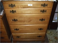 FASHION MANOR CHEST OF DRAWERS, 4 DRAWER