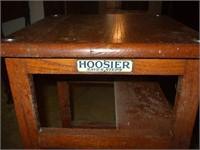 HOOSIER BRAND KITCHEN  STOOL/ LADDER