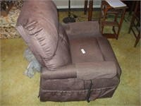 MEDICAL LIFT CHAIR, WORKING CONDITION, BROWN