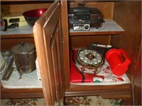 CONTENTS OF CHINA CUPBOARD