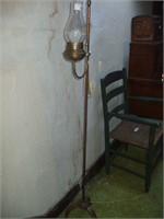 FLOOR LAMP (GREAT FEET) 5 FT. TALL