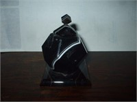 ONYX INK WELL 3'' TALL