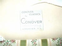 WINGBACK CHAIR, CONOVER CHAIR COMPANY, GOOD COND.
