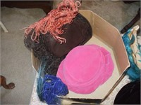 GROUPING OF LADIES HATS, 20+,  SOME W/ BOXES