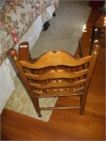 MAPLE LADDER BACK CHAIR