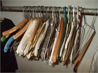 CONTENTS OF CLOSET,  CLOTHES