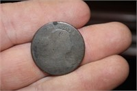 Large Cent,No Date